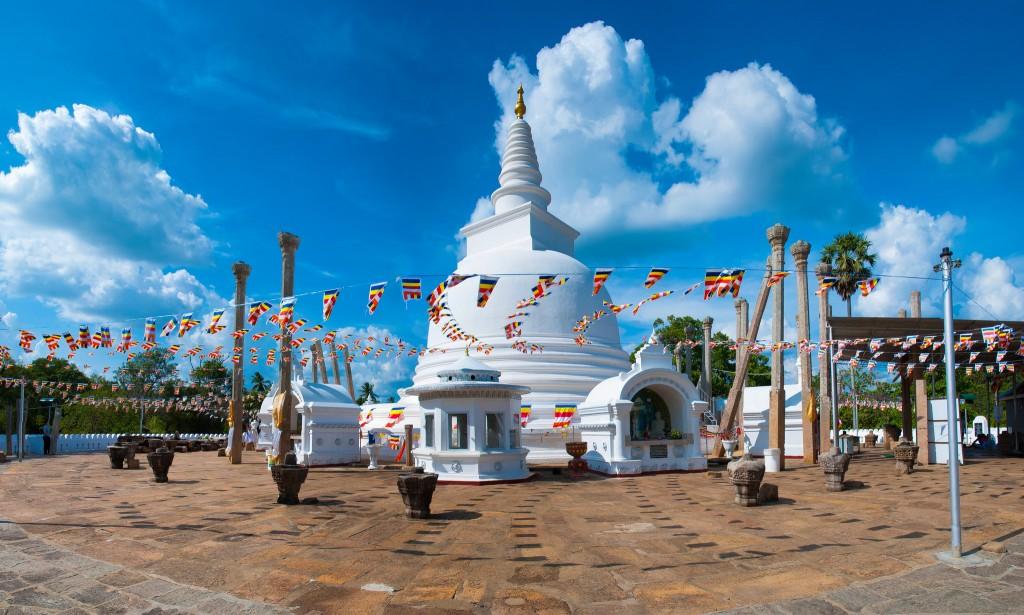 Que ver en Sri Lanka - Anuradhapura