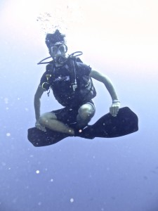 Diving in the Indian Ocean: Diving in India