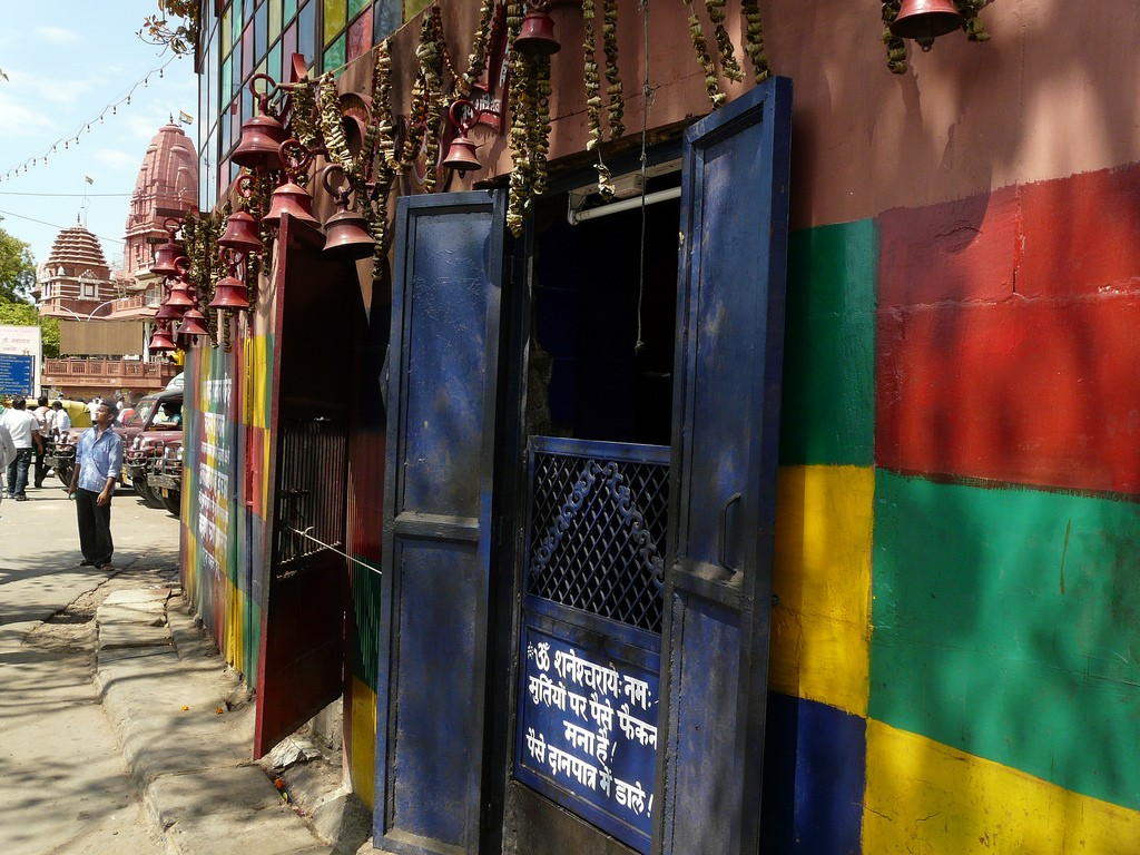 What to see in Delhi: Temples in Chandni Chowk
