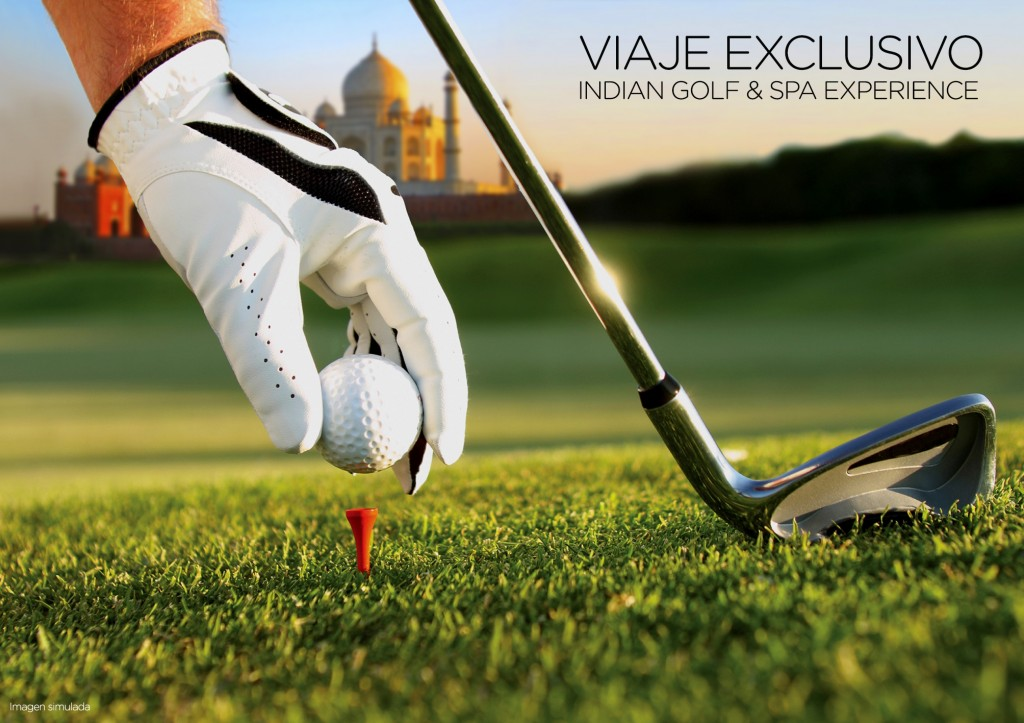 Viajes de Golf & Spa en India