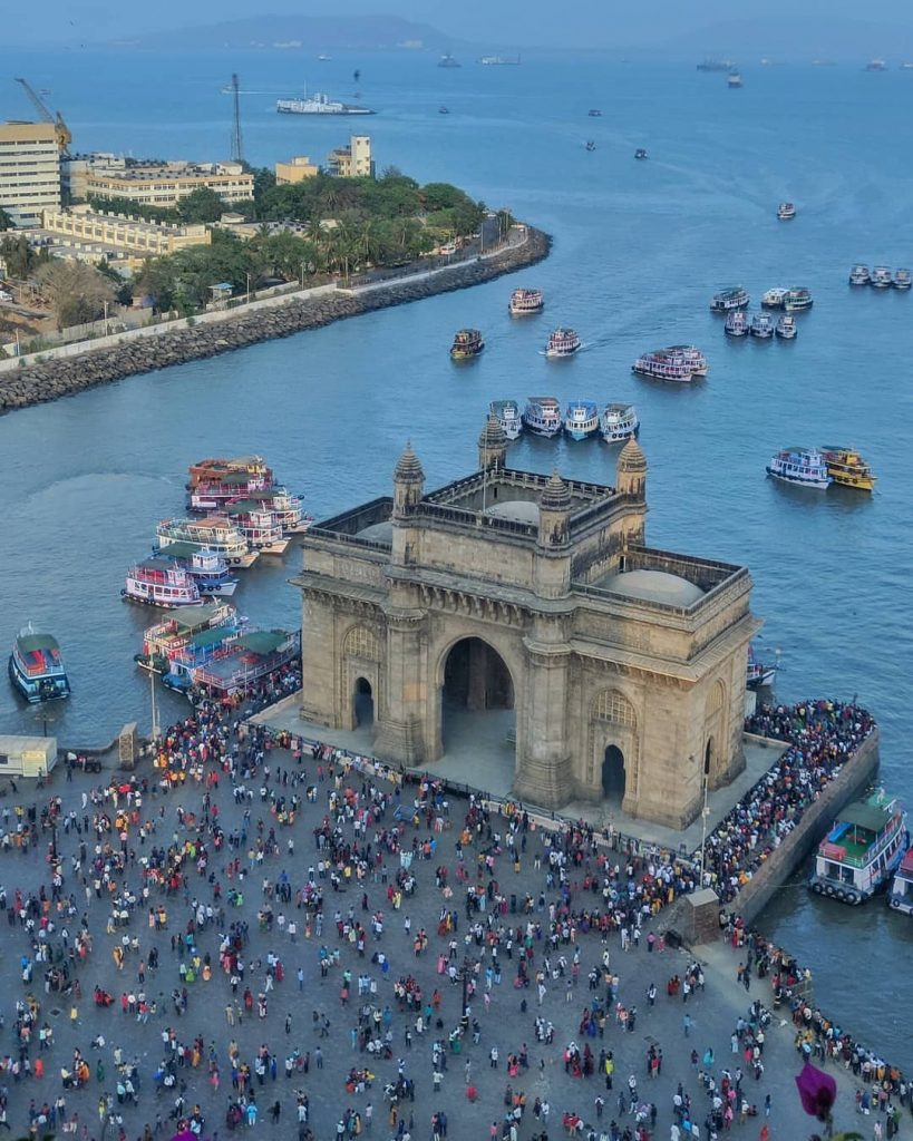 Visitar The Gateway of India
