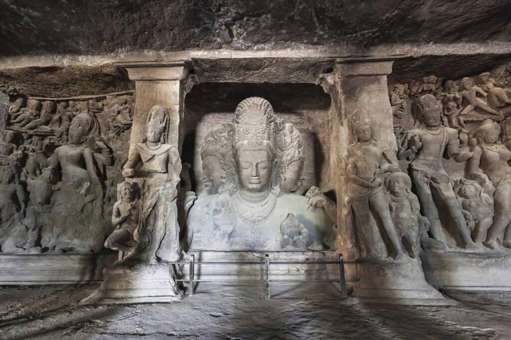 Que ver en Elephanta Caves
