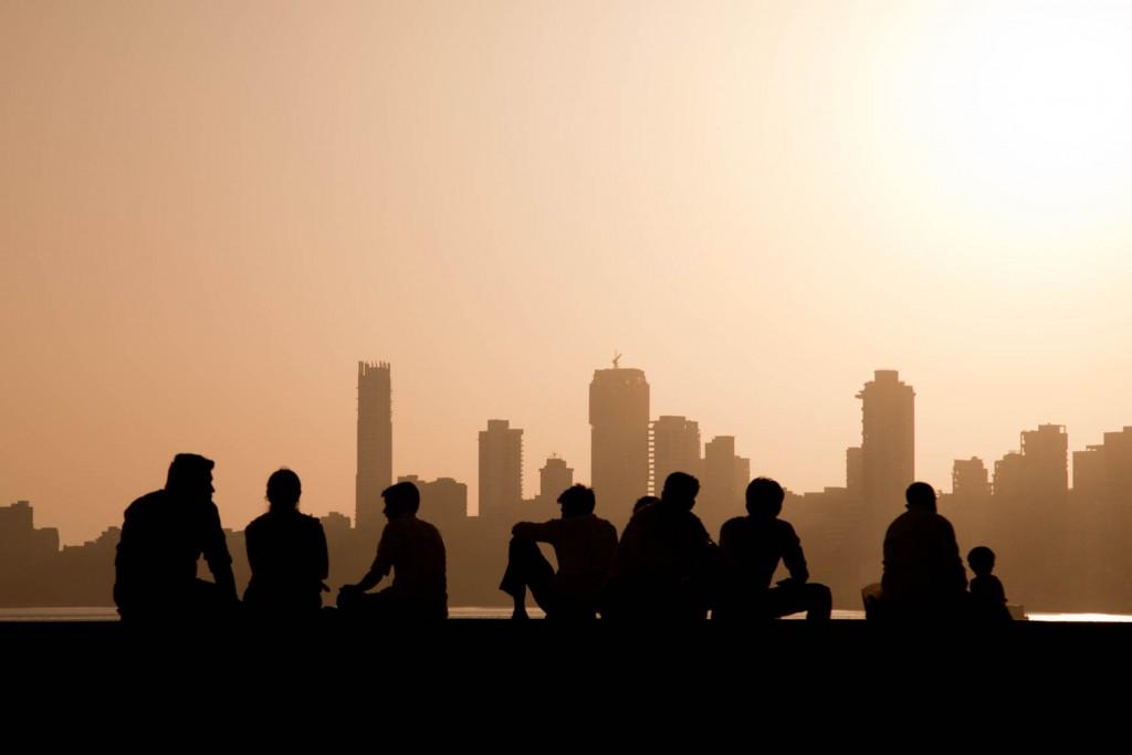 Marina Drive, mejor lugar para ver atardecer en Mumbai