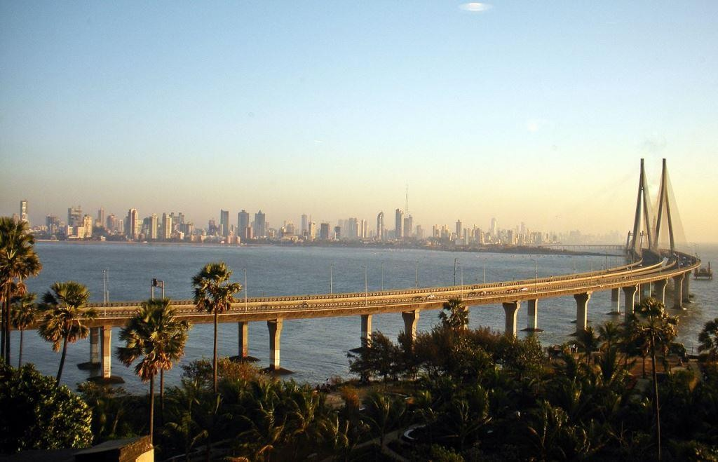 24 horas en Mumbai: Bandra - Worli Sea Link