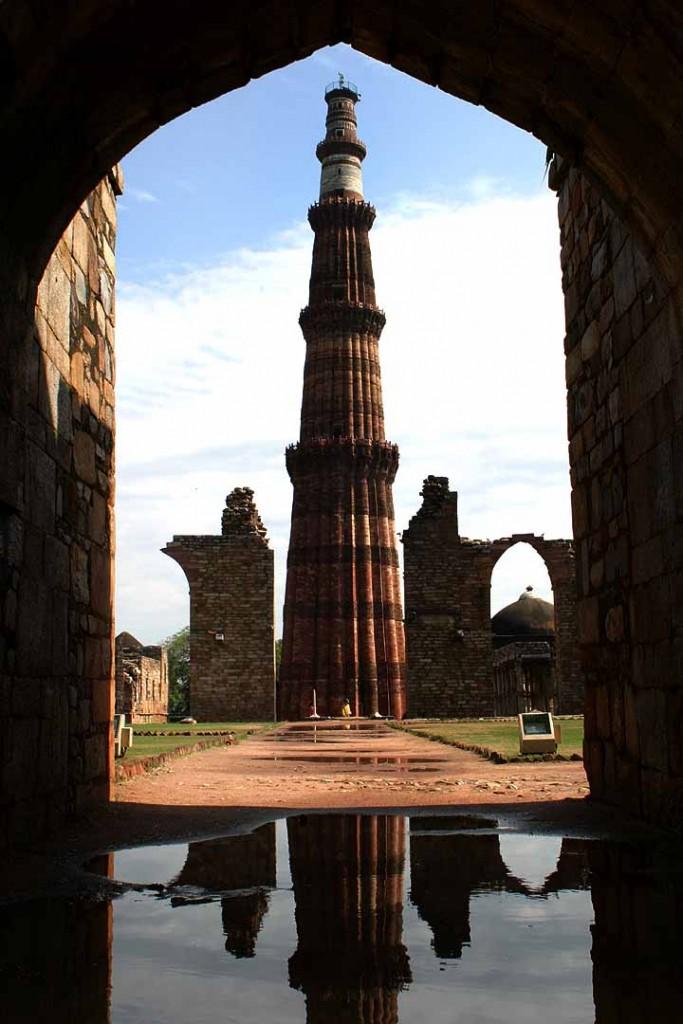 Nueva Delhi qué ver Qutub Minar, Delhi