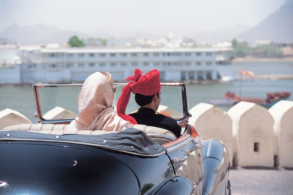 Luna de miel en India: TAJ LAKE PALACE