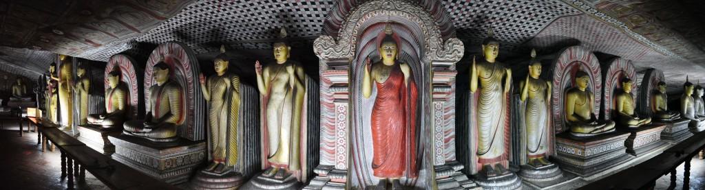 Cuevas de Dambulla - Cueva Maha Alut Viharaya