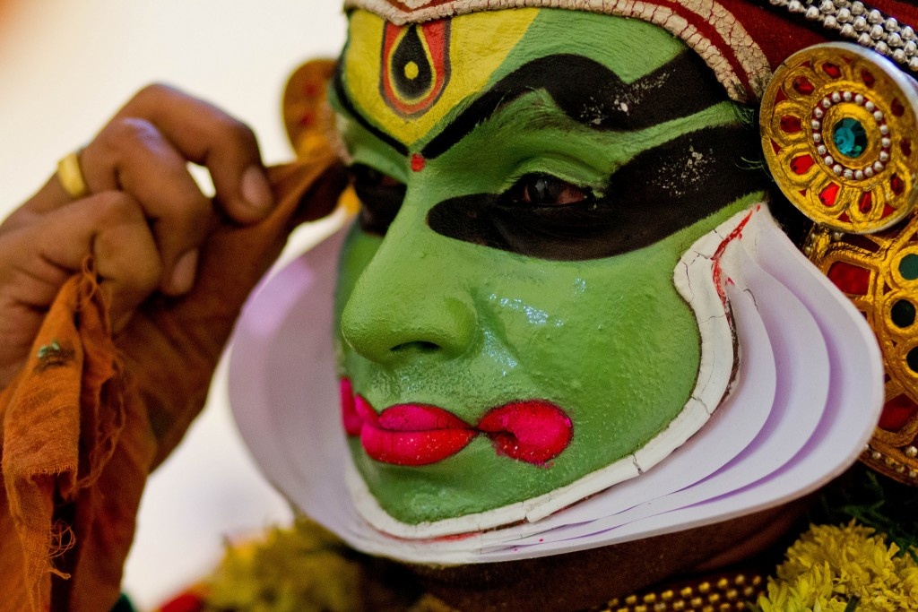Kerala as a family - Kathakali