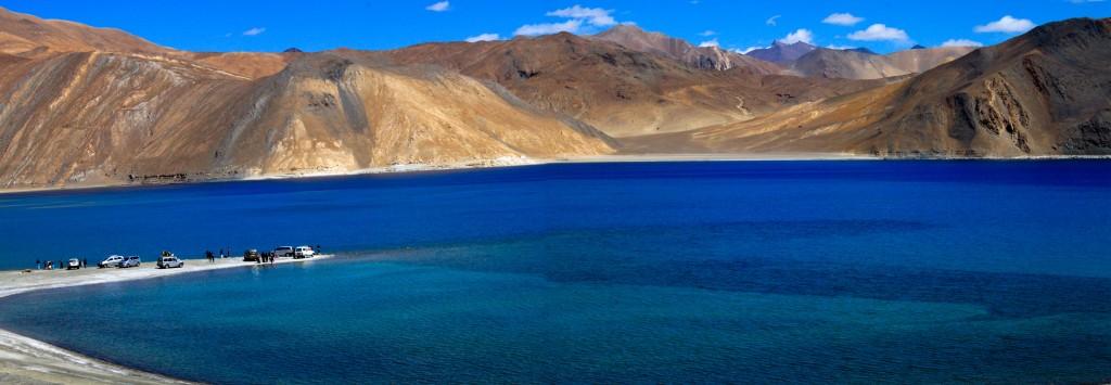 10 razones para visitar Jammu y Cachemira - -Lago-Pangong-Tso