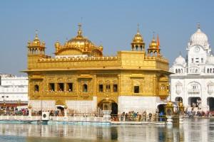 Música religiosa india - Templo Dorado de Amritsar