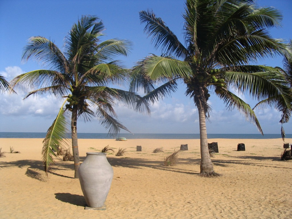 Playas de Sri Lanka: Negombo Beach