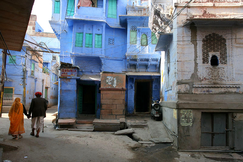 Rajasthan as a couple: Jodhpur