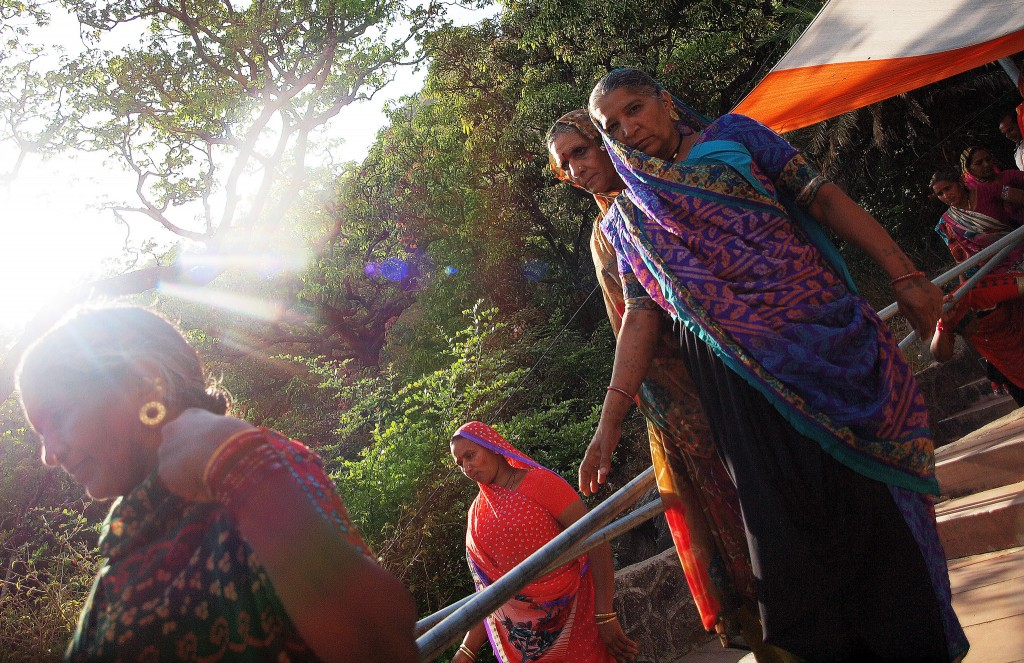 Rajasthan as a couple: Women in Mount Abu