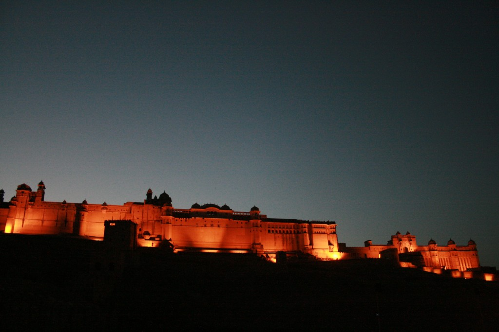 Rajasthan as a couple: Amber Fort
