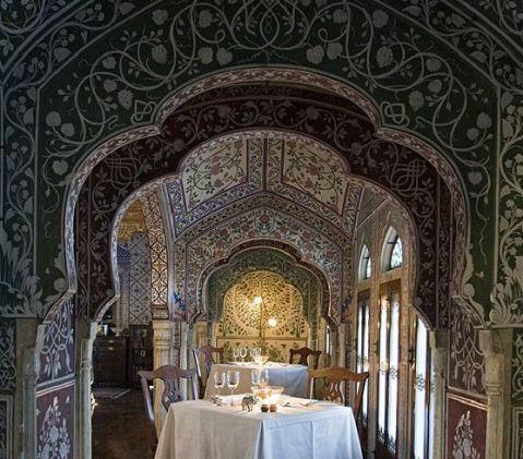 Rajasthan with partner: Samode Hotels