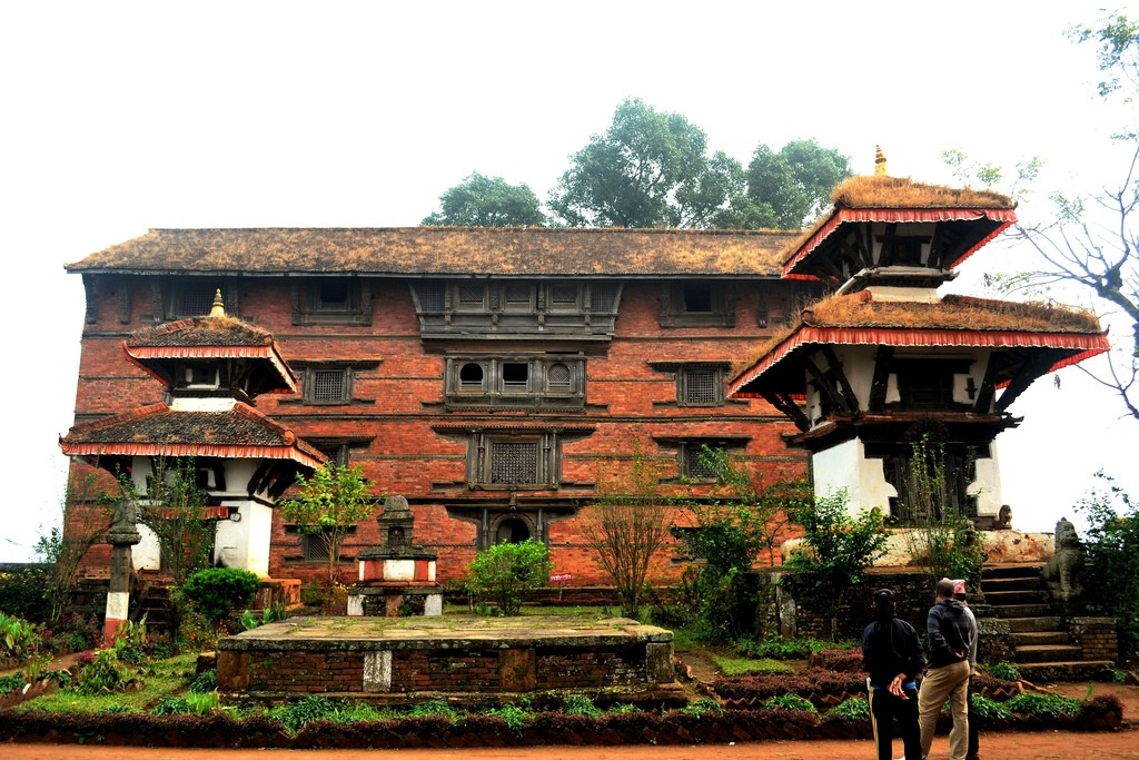 UNESCO Tentative List - Nuwakot Palace