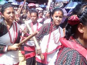 Fiestas de Nepal