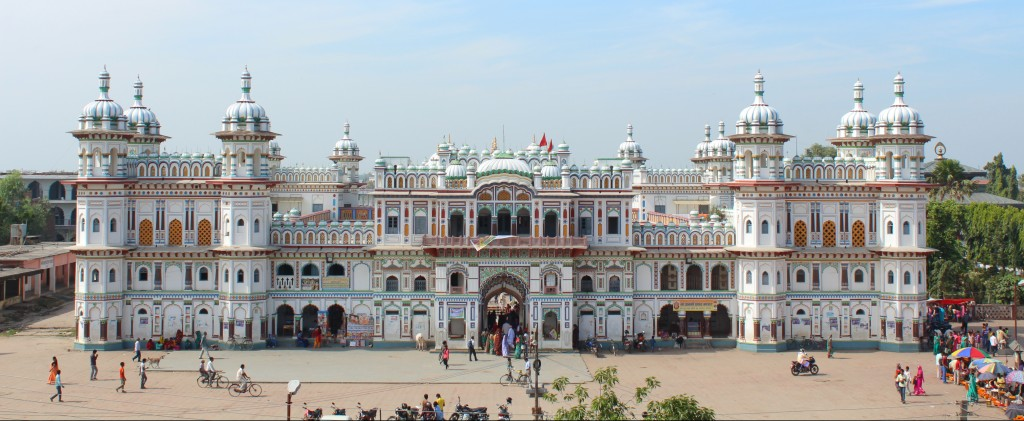 UNESCO Tentative List - Janki_Mandir