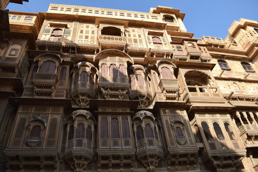 What to see in Jaisalmer - Patwon Ji ki Haveli