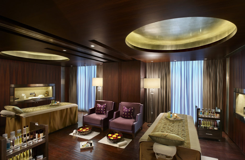 The Leela Palace en New Delhi - SPA