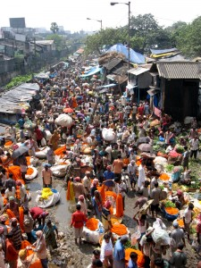 Population in India - Calcutta