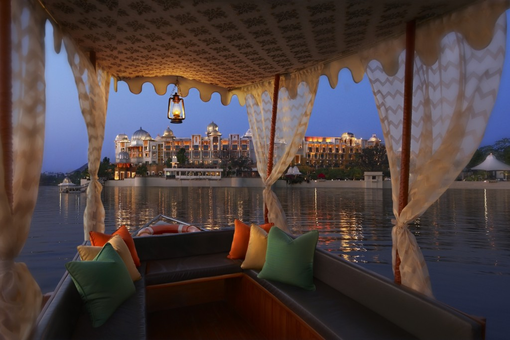 Hoteles en India. The Leela Udaipur