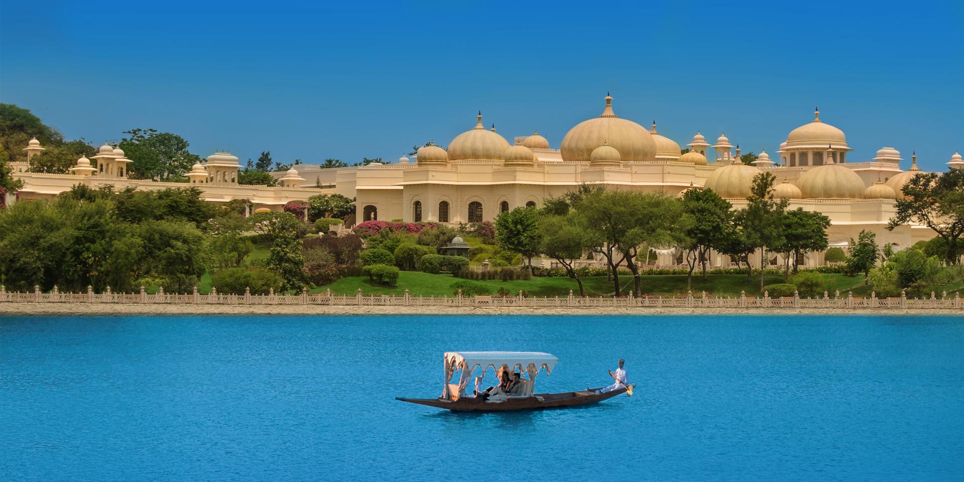 Hoteles de lujo en rajast n la hospitalidad india m s for Hoteles de lujo en venecia