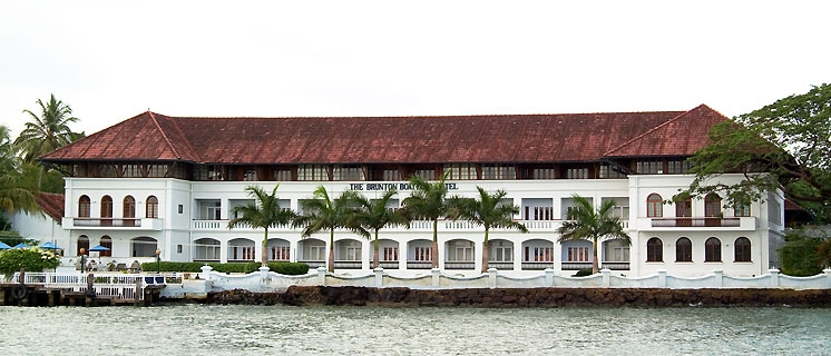 Luxury hotels in South India