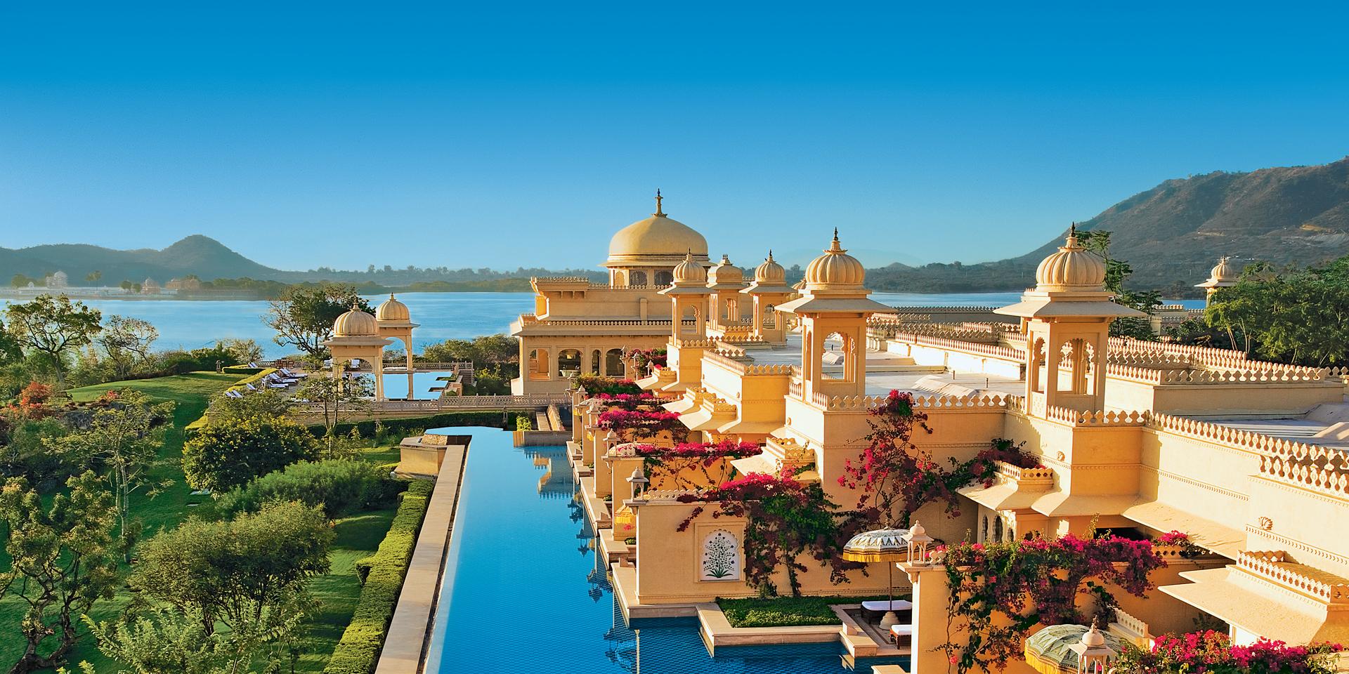 Hoteles oberoi en india reintentando su gran legado - Hotel las gaunas en logrono ...