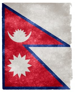 Bandera Nepal