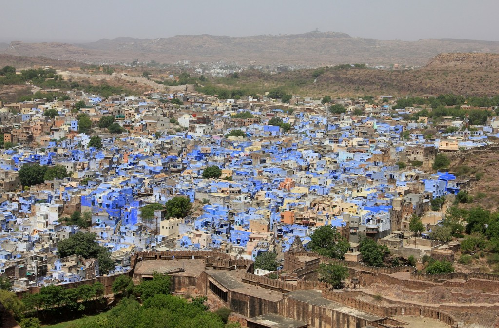 What to do in Jodhpur - Blue City