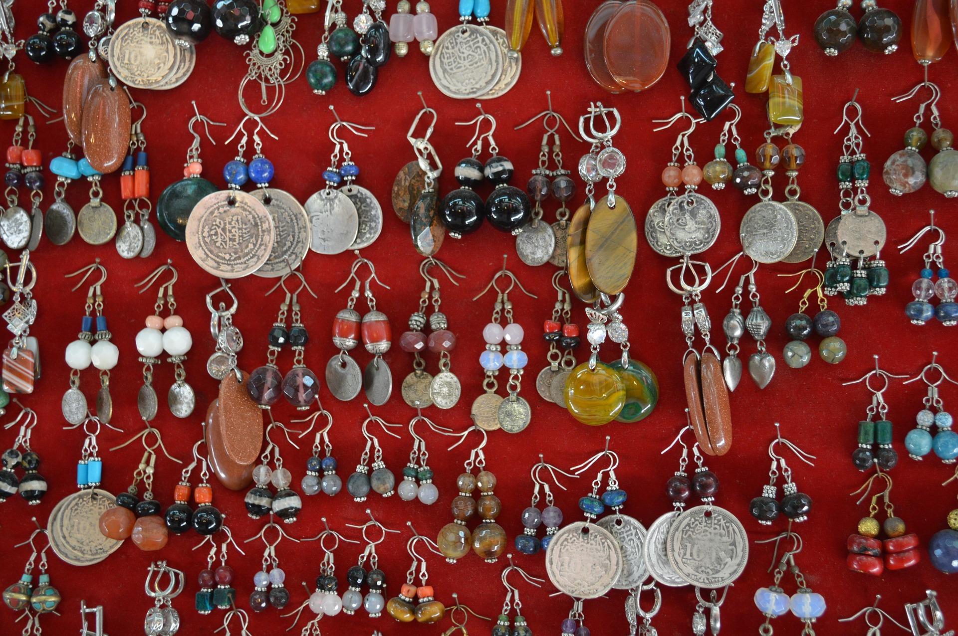 959ace2c3d62 Comprar joyas en India - Seleccion de pendientes