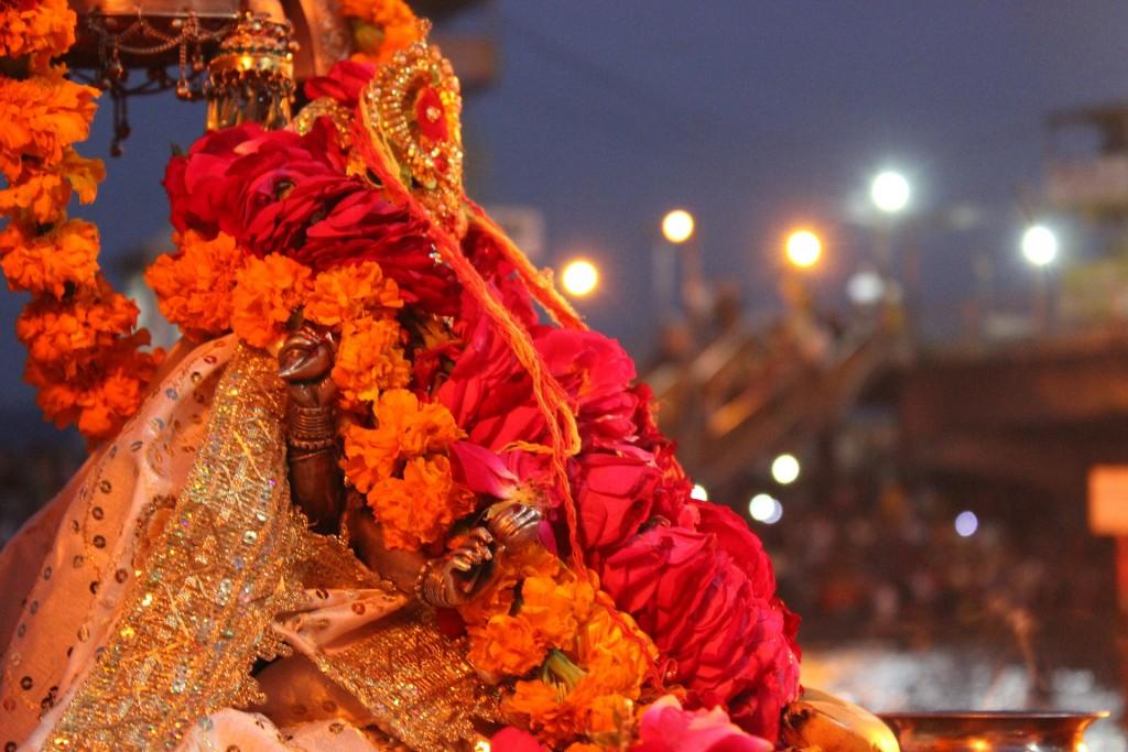 Kumbh Mela en Haridwar - Diosa Ganga