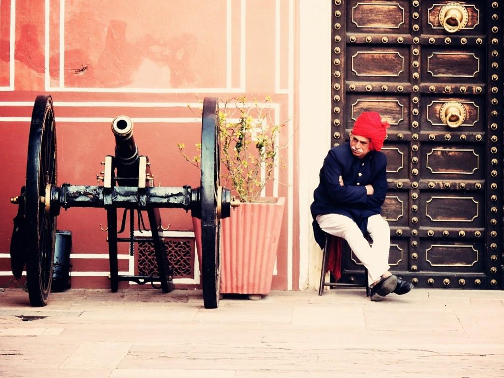 What to do in Jaipur - Pink walls of Jaipur
