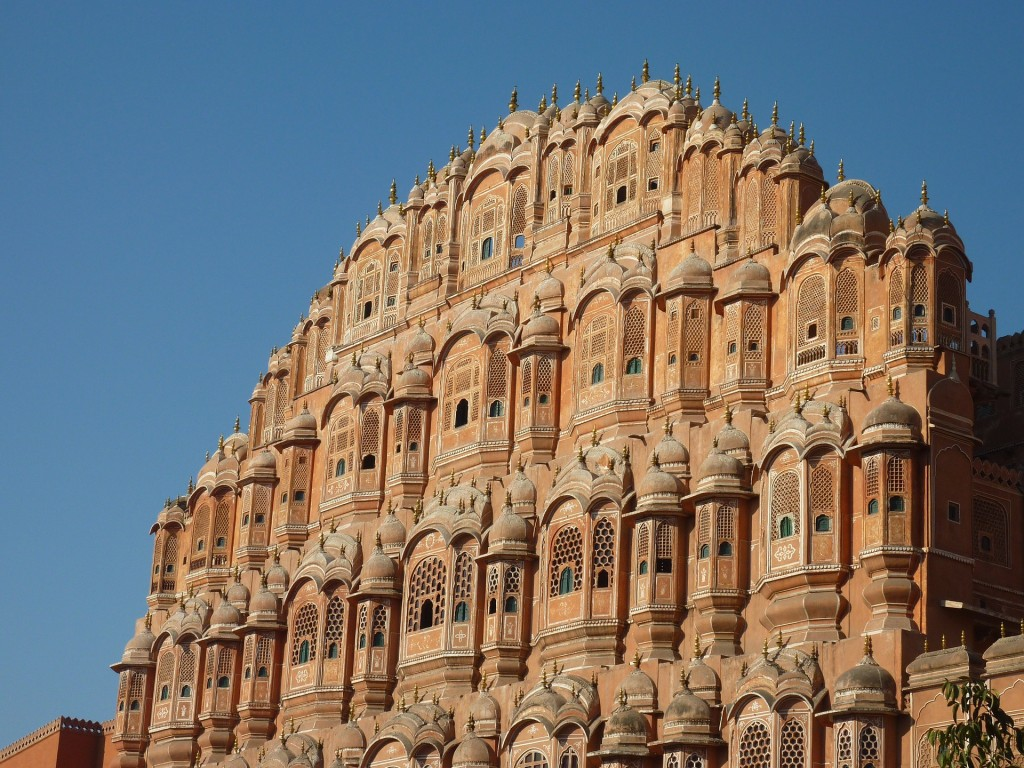 What to do in Jaipur - Palace of the Winds