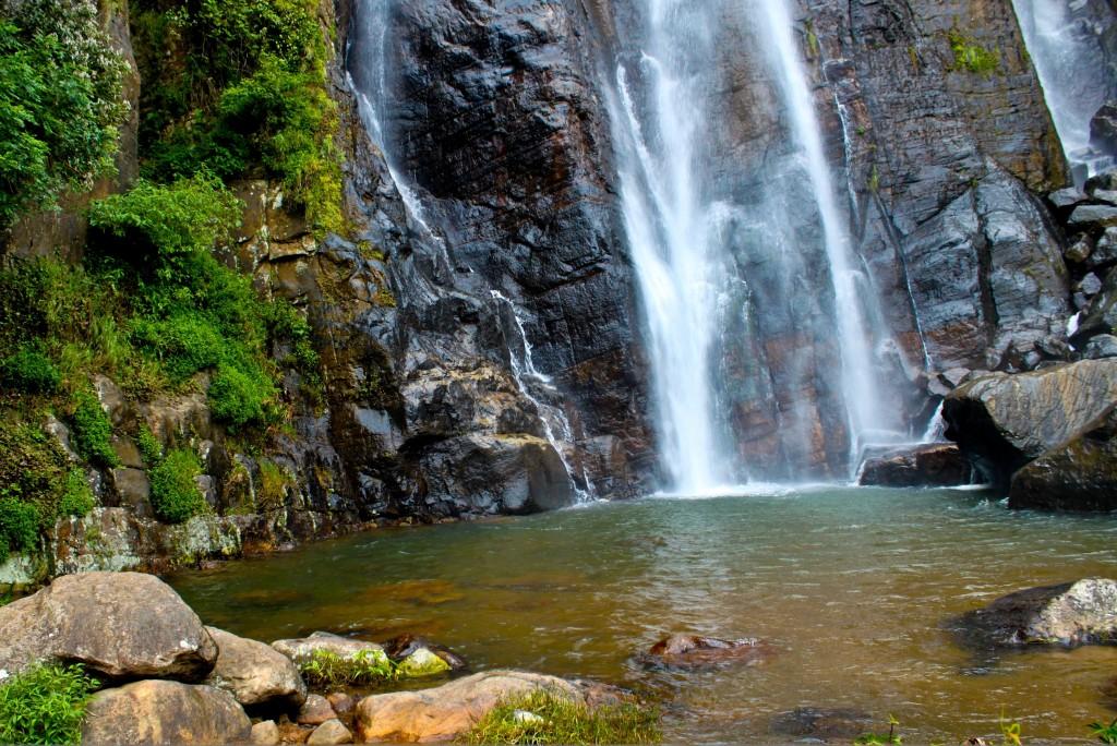 Cascadas de Sri Lanka - Bambarakanda