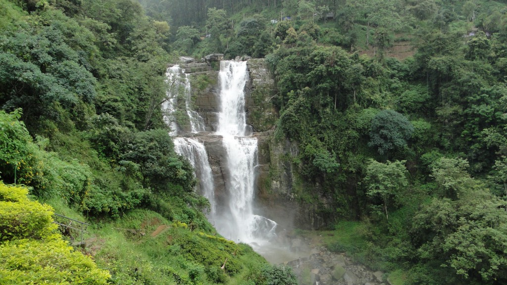 Cascadas de Sri Lanka - Ramboda