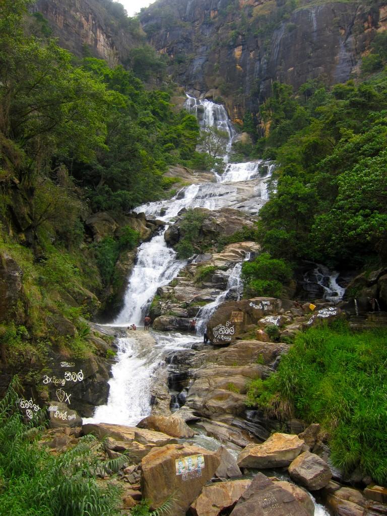 Cascadas de Sri Lanka - Ravana Ella
