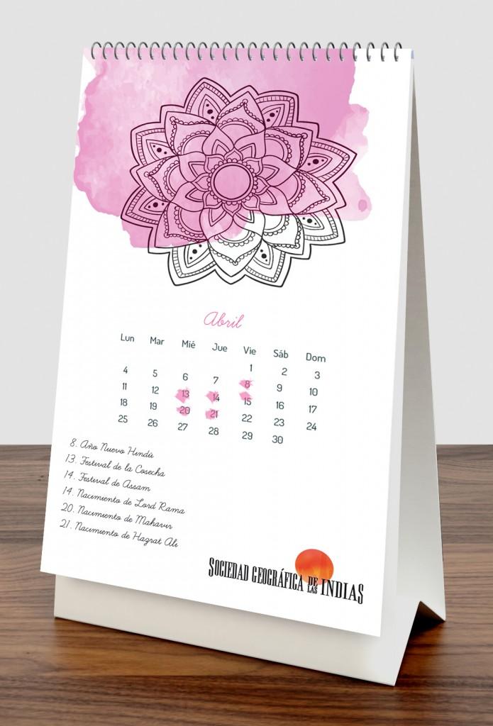 Fiestas de la India 2016 - abril