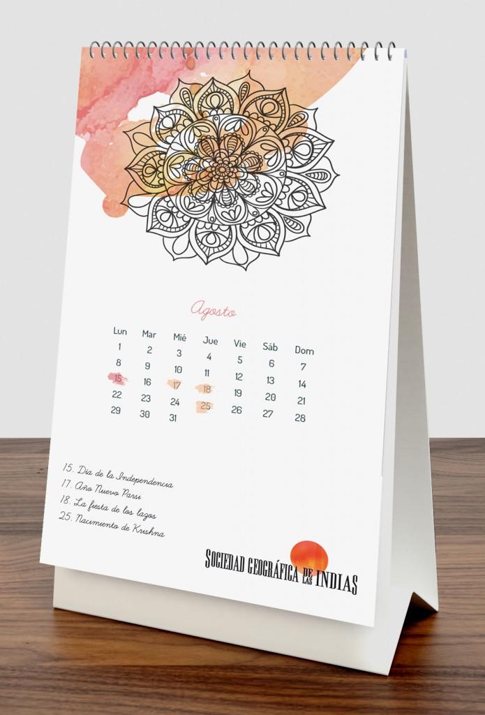 Fiestas en la India 2016 - agosto