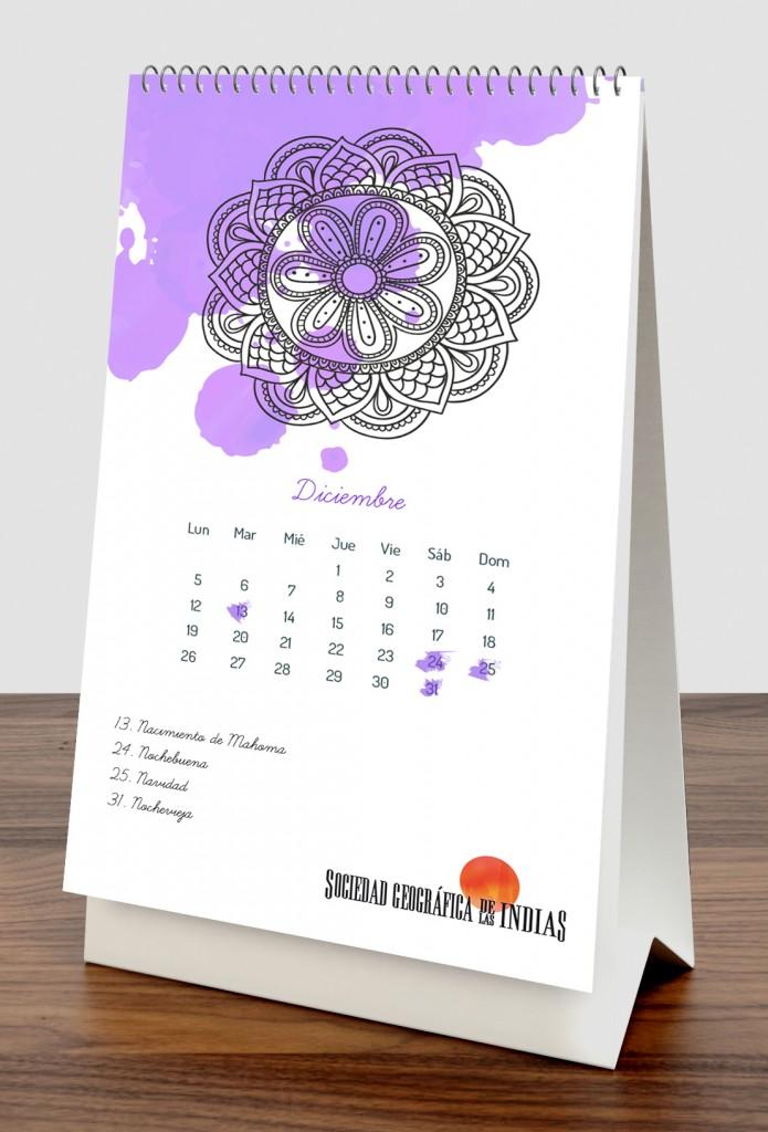 Fiestas en la India 2016 - diciembre