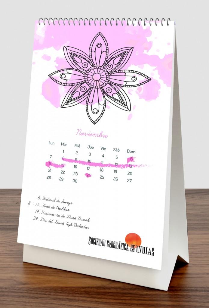 Fiestas en la India 2016 - noviembre