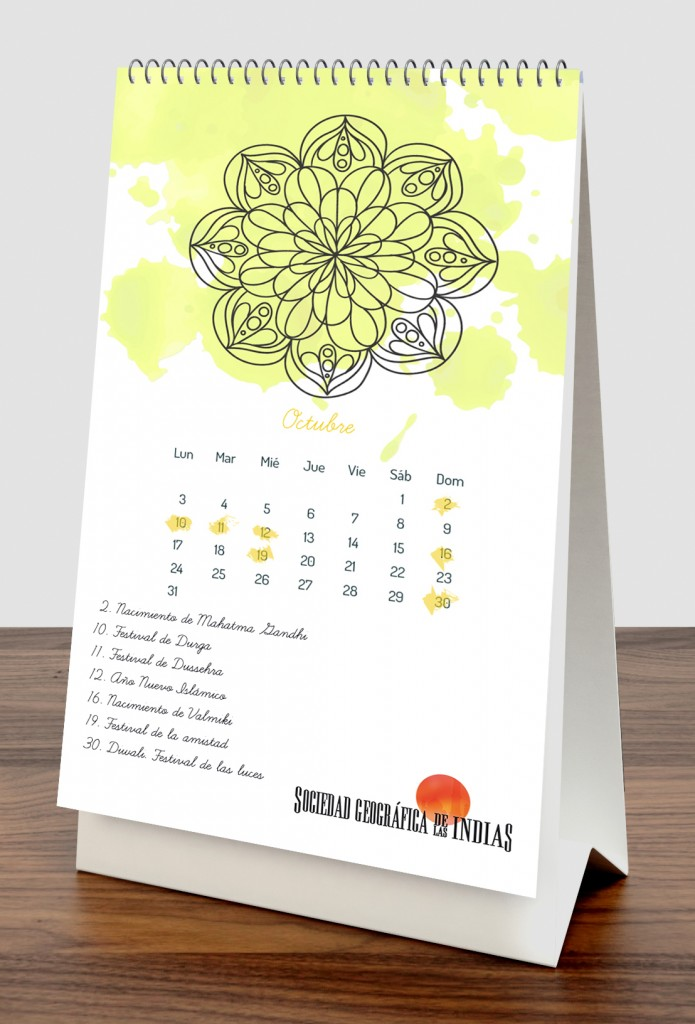 Fiestas en la India 2016 - octubre
