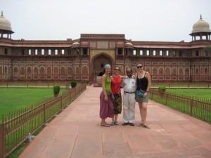 turismo español en India