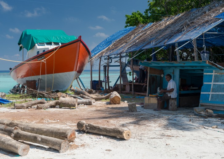 Turismo Sostenible - Maldivas