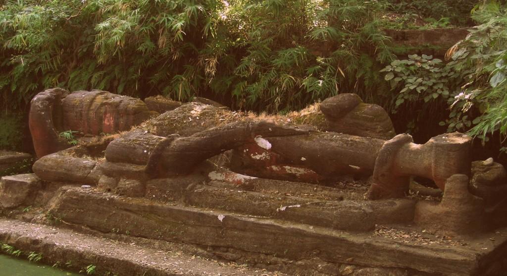 Bandhavgarh - Vishnu Temple
