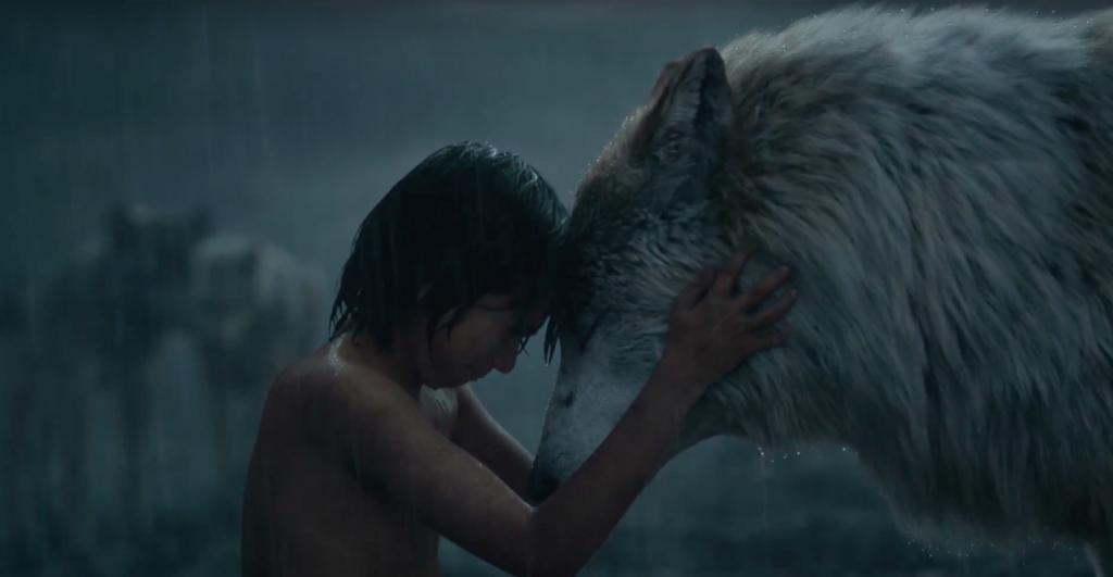 El Libro de la Selva 2016 - Escena de la película