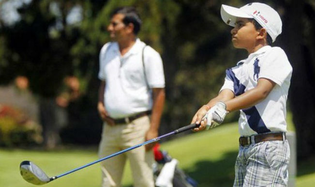 Golf en India - Shubham Jaglan