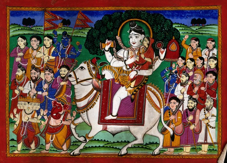 Historias de amor de la cultura hindu
