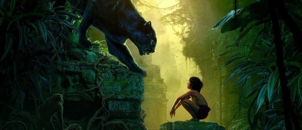 Jon Fravreau, director de El Libro de la Selva - Póster de la película -